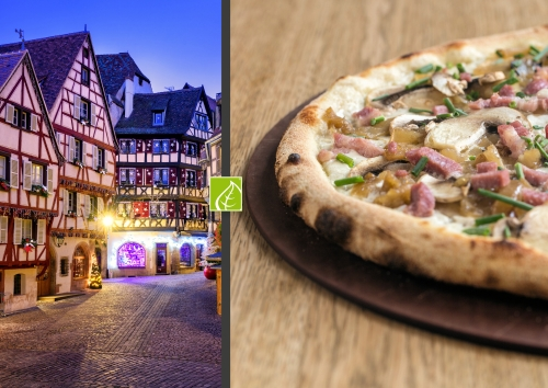 Notre nouvelle carte met à l'honneur l'Alsace !